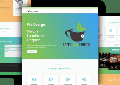 Green Cha Studios