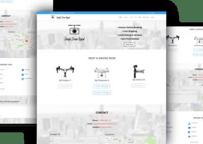 Simple Drone Rental